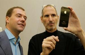 Стив Джобс на больничном