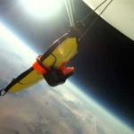 Реклама защитного чехла Extreme Edge: iPad 2 остался целёхонький после падения с высоты 30 км