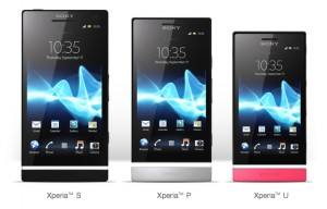 Sony xperia siries
