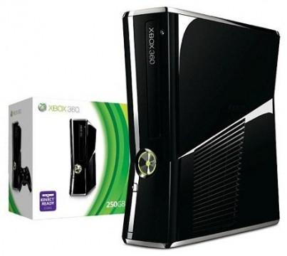Xbox 360 Slim - модифицированная версия оригинальной приставки