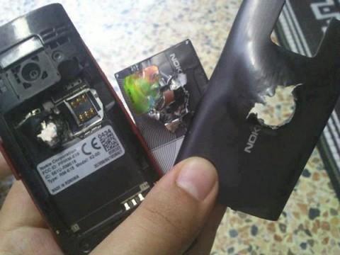 Раненый Nokia X2
