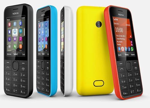 Nokia 207 и 208