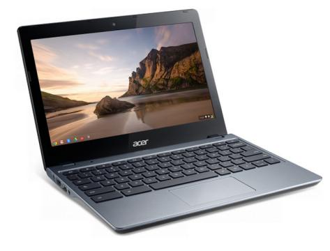 Acer C720 Chromebook