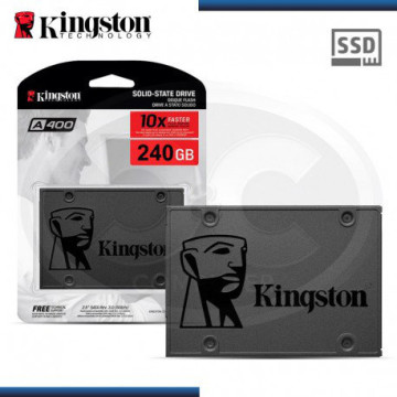 Kingston A400 240GB Box